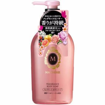 Sữa tắm Shiseido Macherie 600ml