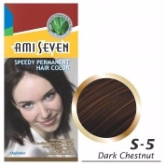 Thuốc nhuộm tóc Ami Seven S5 (Nâu vừa)