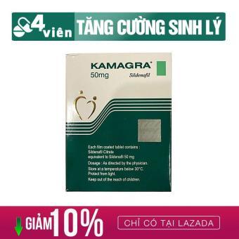 Tinh chất hỗ trợ sức khỏe nam giới Kamagra -KM2