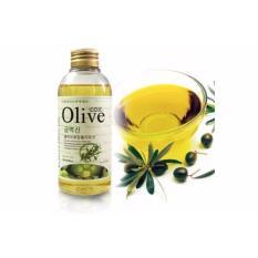 Giá Niêm Yết Tinh Dầu Massage Olive Nguyên Chất – Dưỡng Da Mặt Và Tay – 160ml