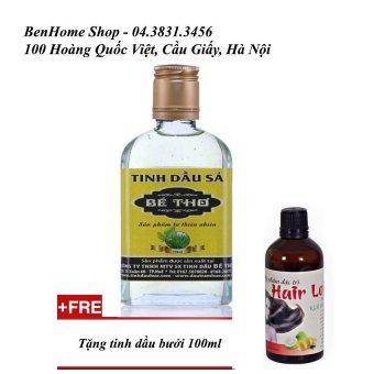 Tinh d���u s��� B�� Th�� nguy��n ch���t ��a n��ng + T���ng 1 tinh d���u b�����i 100ml