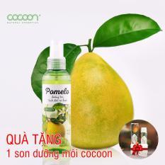 Tinh dầu vỏ bưởi Pomelo cocoon 130ml Giảm tóc gảy rụng, giúp tóc mọc nhanh