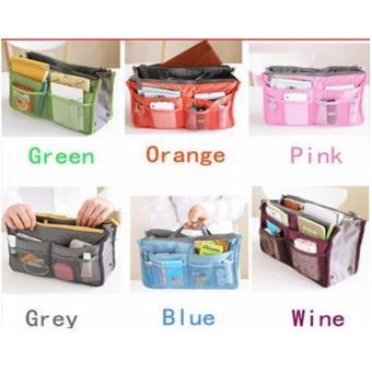 Túi nhỏ gọn dùng để đựng đồ cá nhân, đựng mỹ phẩm (nhiều màu) A-F1