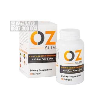 Viên uống giảm cân OZ Slim Natural, Pure & Safe 40 viên - 8485685 , OE680HBAA2W5FFVNAMZ-4994921 , 224_OE680HBAA2W5FFVNAMZ-4994921 , 1500000 , Vien-uong-giam-can-OZ-Slim-Natural-Pure-Safe-40-vien-224_OE680HBAA2W5FFVNAMZ-4994921 , lazada.vn , Viên uống giảm cân OZ Slim Natural, Pure & Safe 40 viên