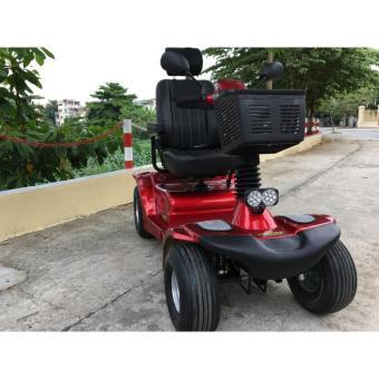 xe lăn điện 4 bánh