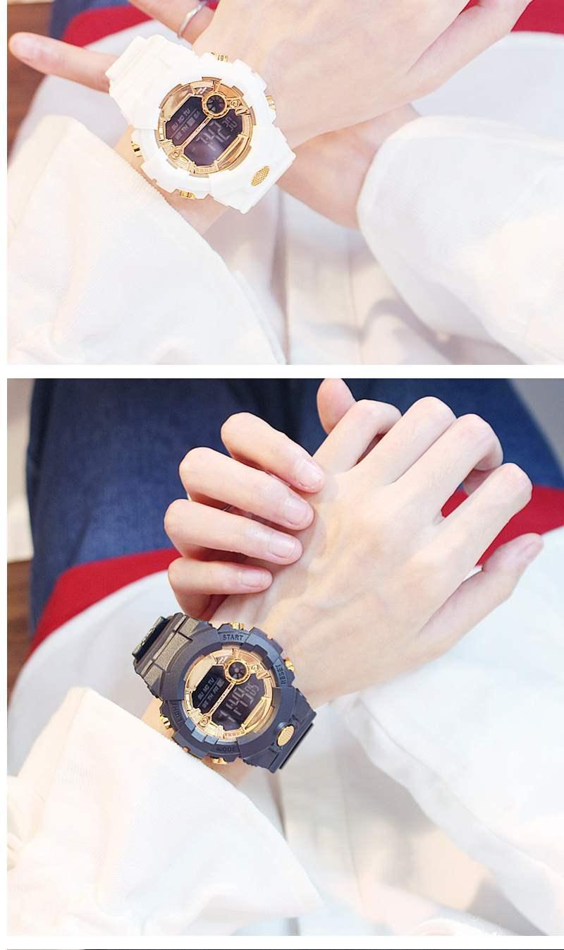 [SIÊU GIẢM GIÁ] Đồng hồ nữ cao cấp thời trang, tặng pin và hộp 6
