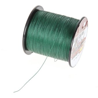300M PE 4 Braided Fishing Line Strong Braided Lines Strands Wire25LB - intl