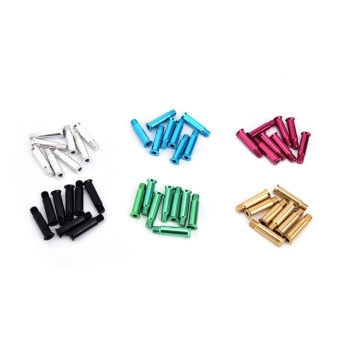 8pcs Aluminum Roller Skate Shoes Single Face Spikes Nail Screws 34mm Green - intl