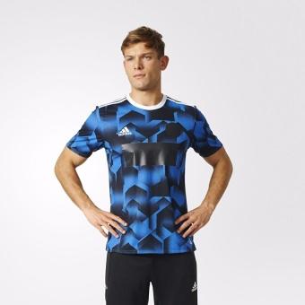 Cần mua Áo thun bóng đá nam Adidas APPAREL TANC PL JSY AZ9722 (Xanh dương)