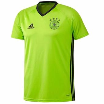 Cần mua Áo thun bóng đá nam Adidas DFB TRG JSY TSHIRT AC6544 (Xanh lá)
