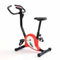 B&G Xe đạp tập thể dục tại nhà  EXERCISE BIKE-YS01(Orange/red)