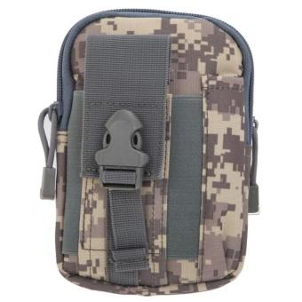 Bang Large Capacity Military Fanny Pack Pocket(Acu Camouflage) - intl