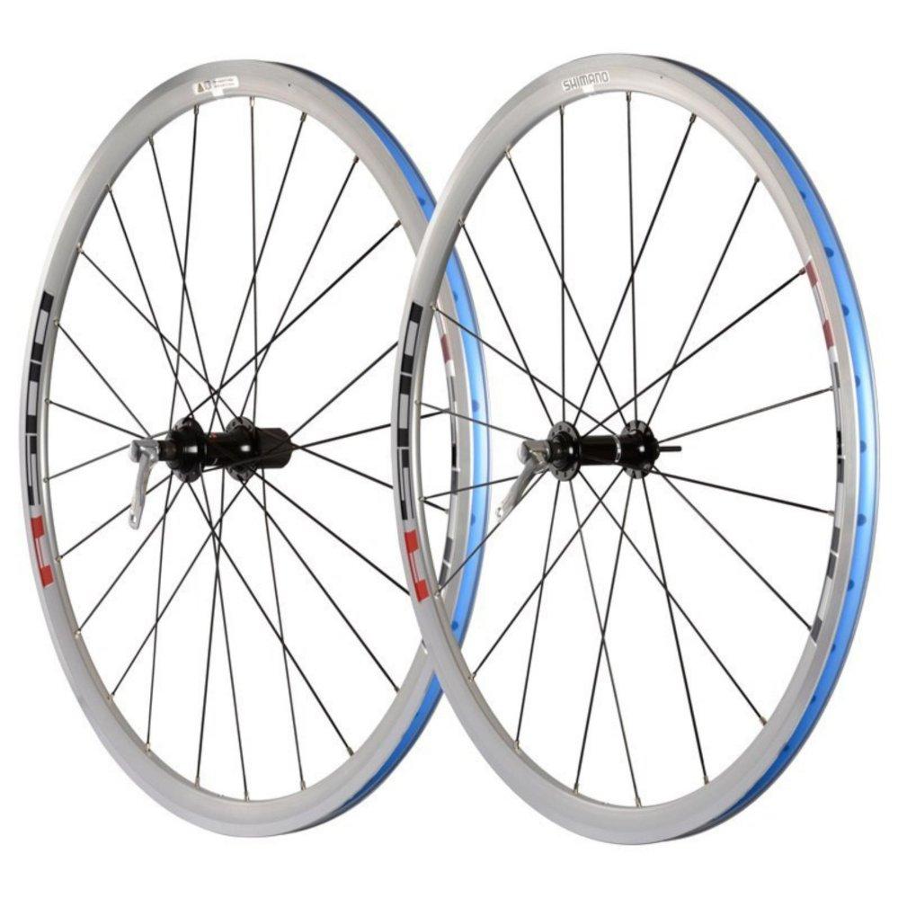 Bánh xe đạp Shimano WH-R501-30 (Bạc)