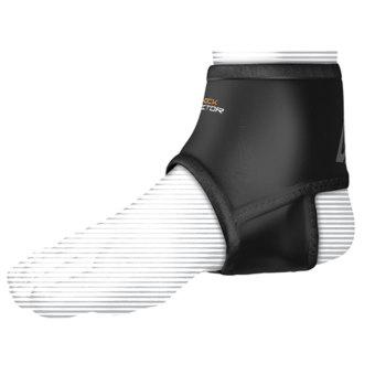 Bảo hộ mắt cá chân ankle sleeve Shock Doctor (Đen)