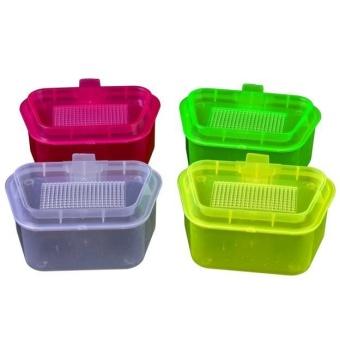 Bigskyie LEO Color Transparent Earthworm Box - intl