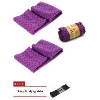 bộ 3 khăn trải thảm yoga hạt PVC (tím) - 8850693 , ZE104SPAA3RDNMVNAMZ-6707724 , 224_ZE104SPAA3RDNMVNAMZ-6707724 , 540000 , bo-3-khan-trai-tham-yoga-hat-PVC-tim-224_ZE104SPAA3RDNMVNAMZ-6707724 , lazada.vn , bộ 3 khăn trải thảm yoga hạt PVC (tím)