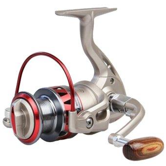 DF7000 Golden Reel Spinning Fishing Reel - INTL
