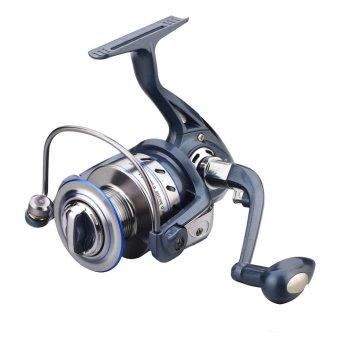 Full Metal Fishing Reel 12BB + 1 Bearing Balls ABJF Spinning Reel -INTL