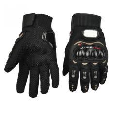 Ở đâu bán Găng tay bao vệ tay phượt thủ Full ngón – Quốc tế – Đen – Lazada – GT101F