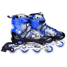 Giày Patin PTB - Size S (Xanh dương).