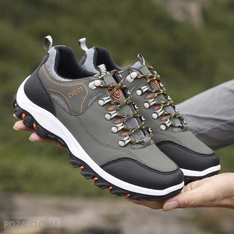Giày thể thao nam Sportmax SMG68866ZVOTTY (Vàng)