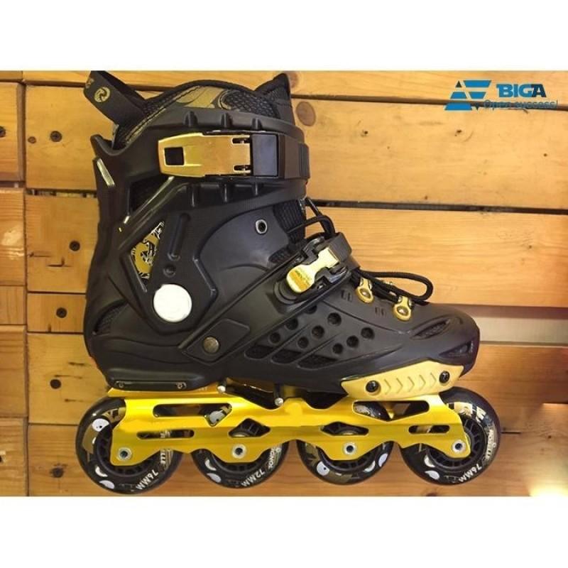 Phân phối Giày Trượt Patin RSL F1 Đen Vàng Size 42 US05281-03