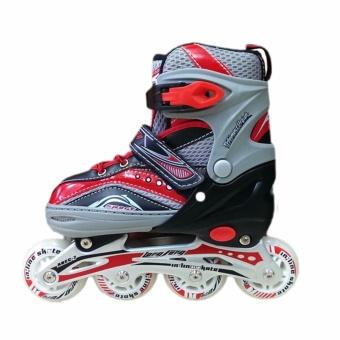 Giầy trượt patin trẻ em LF 907 thế hệ mới size M (từ 6-10 tuổi)