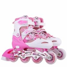 Giầy trượt patin trẻ em Long feng 906 size M-Phù hợp cho trẻ từ 7-12 tuổi