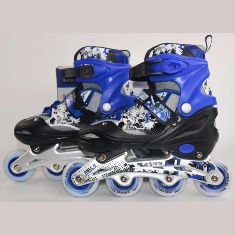 Mua Giầy trượt patin trẻ em Long Feng 906 size S-Phù hợp cho trẻ dưới 6 tuổi
