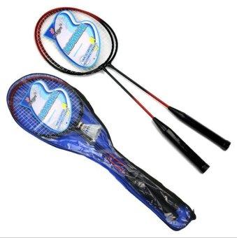 JOY Badminton racket sports equipment Red - intl - 4