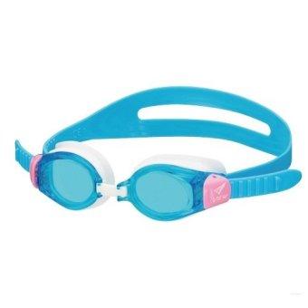 Kính Bơi View Nhật Bản V730J AMP trẻ em 4 đến 9 tuổi (Xanh da trời)