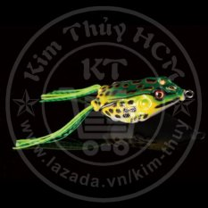 Mồi Nhái giả câu Cá Lóc, Cá Mú kiểu Thái (*Kim Thủy) KT-Lure-MNB009