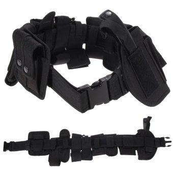 Outdoor Hiking Multifunction Belt Utility Kit (Intl:)