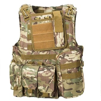 PAlight Outdoor Camouflage Tactical Armor Vest (Color 7) - intl