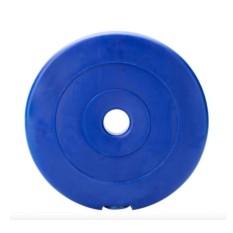 Tạ miếng nhựa 10 kg (Xanh)