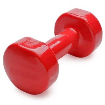 Tạ tay Tiến Sport NK 5 kg (Đỏ)