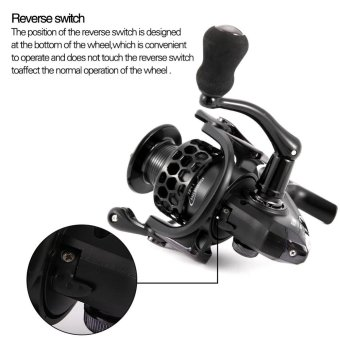 Ultra Smooth 12+1BB Bearing Fishing Reel 4000 - intl - 4