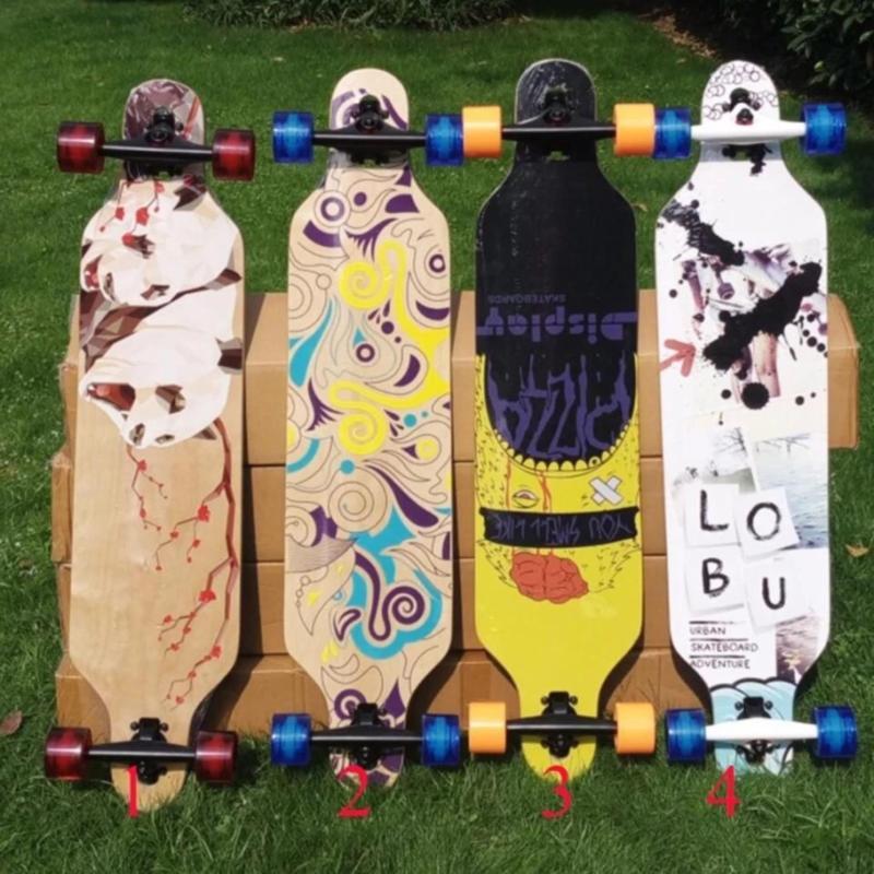 Ván trượt cao cấp Long Board