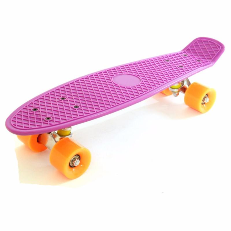 Ván trượt nhựa trẻ em Skateboard Penny nhập khẩu (dưới 14 tuổi)