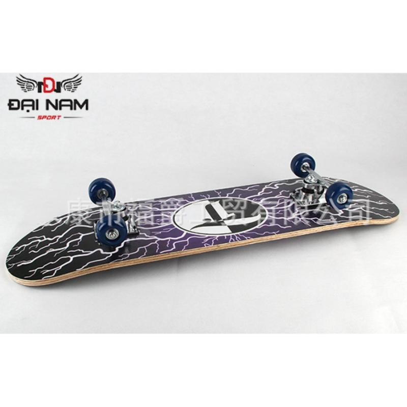 Ván trượt patin trẻ em Skateboard cao cấp cỡ lớn