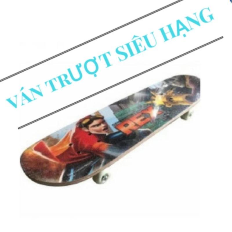 Ván trượt skate board loại lớn - tiêu chuẩn thi đấu v1