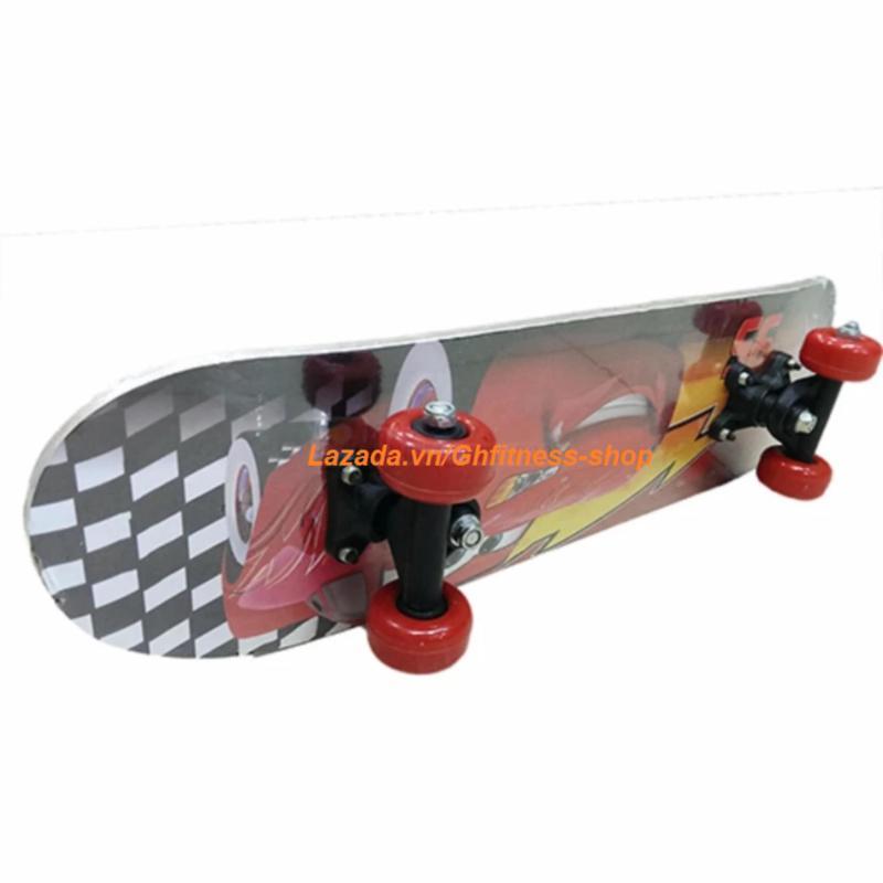 Ván trượt Skate Boardcho trẻ em dưới 10 tuổi - KAMA