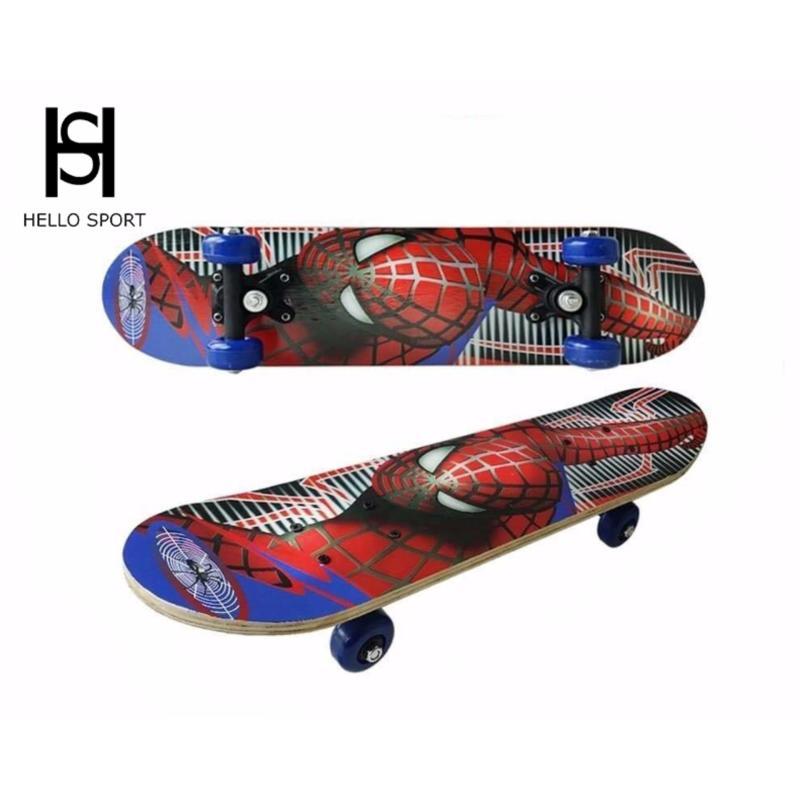 Ván Trượt Trẻ Em Skate Board Người Nhện