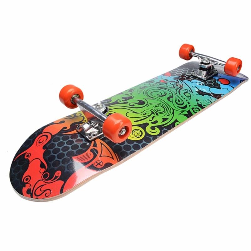 Ván trượt trẻ em Skateboard loại lớn-Tiêu chuẩn thi đấu