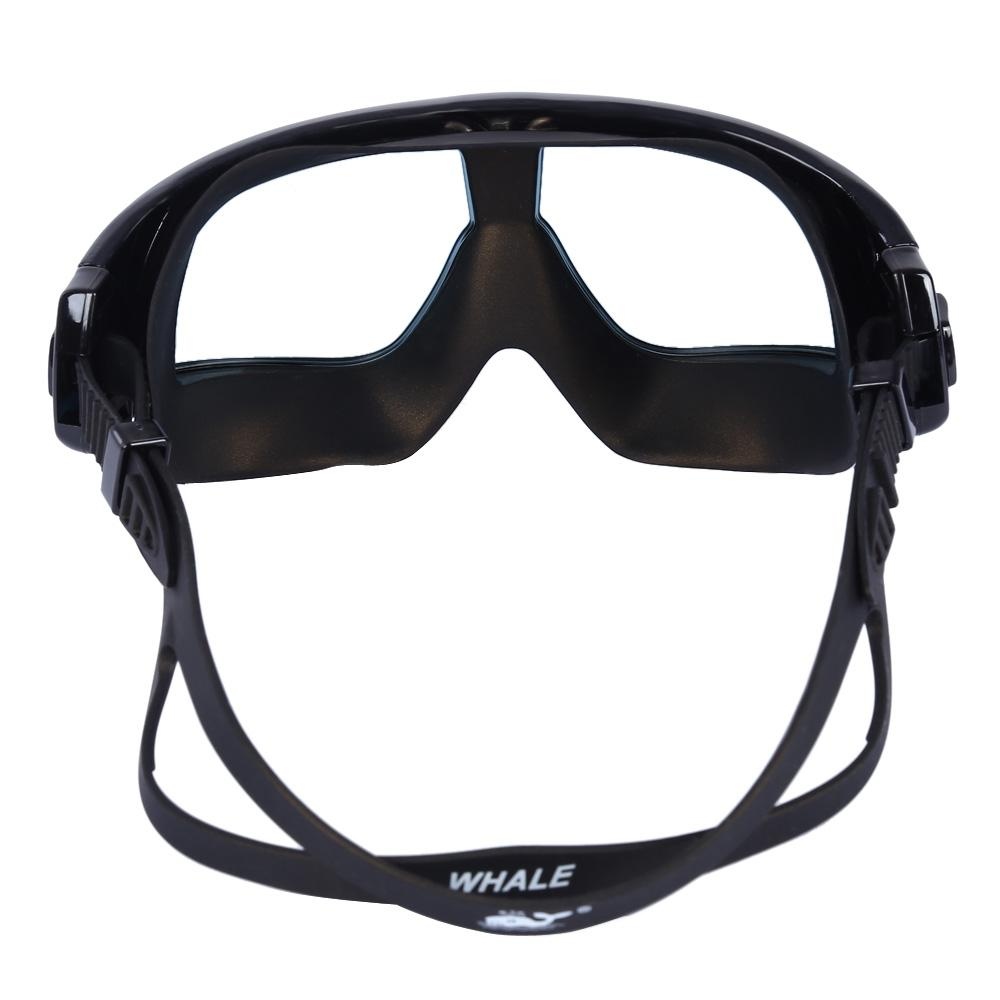 Whale Unisex Swimming Goggles Anti-fog UV Protection Swim EyewearGlasses - intl .