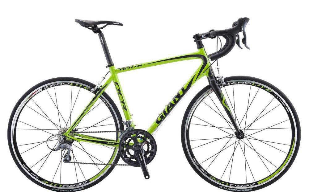 Xe đạp cuộc Giant OCR 3500 (Xanh lá)
