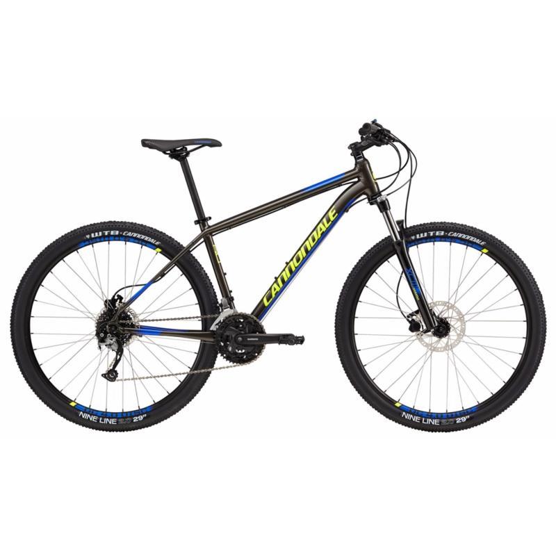 Mua Xe đạp địa hình Cannondale Trail 5 2017 (Xám xanh lá)