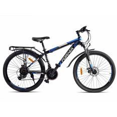 Xe đạp địa hình FORNIX BM703 (Đen xanh)