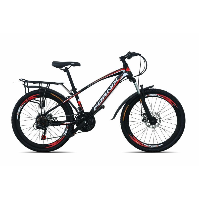 Mua Xe đạp địa hình FORNIX - MS50 (Đen đỏ)