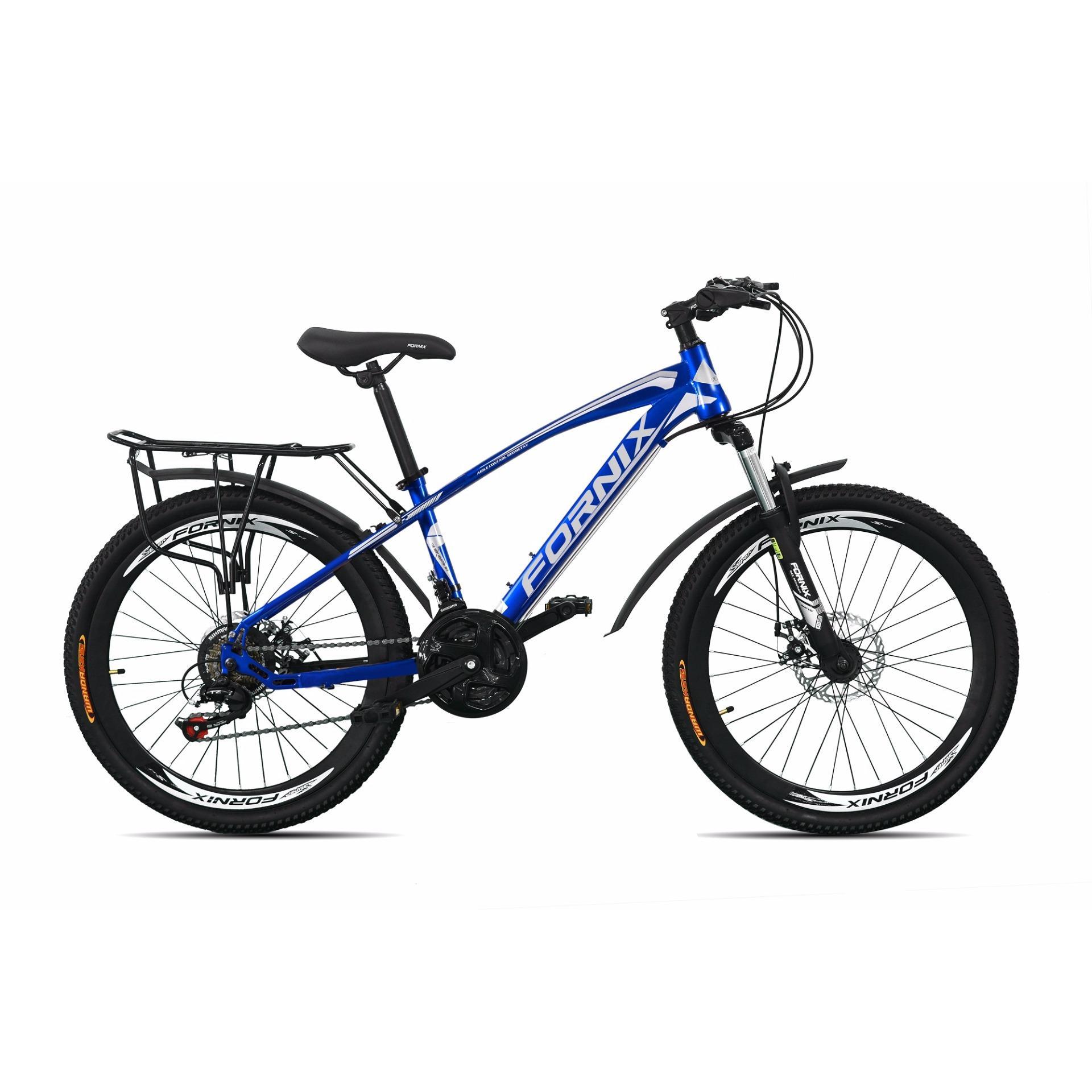 Xe đạp địa hình FORNIX - MS50 (G2) (Xanh bạc)